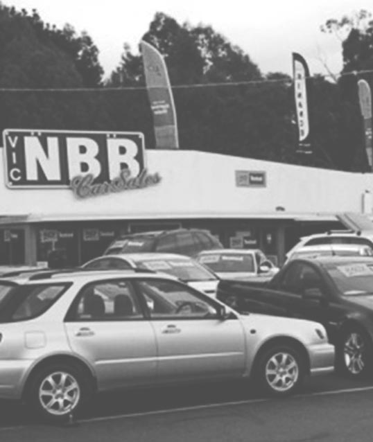 NBB Car Sales