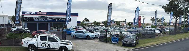 Glen's Quality Used Cars