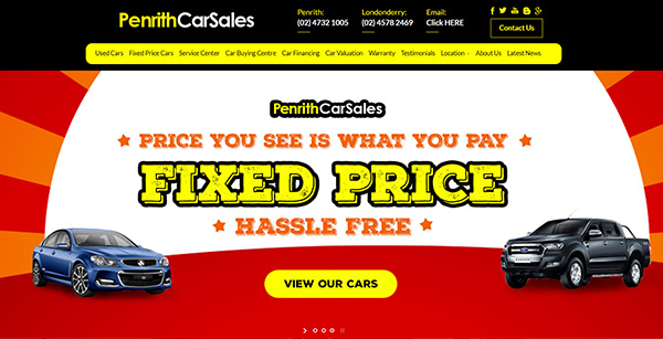 Penrith Car Sales
