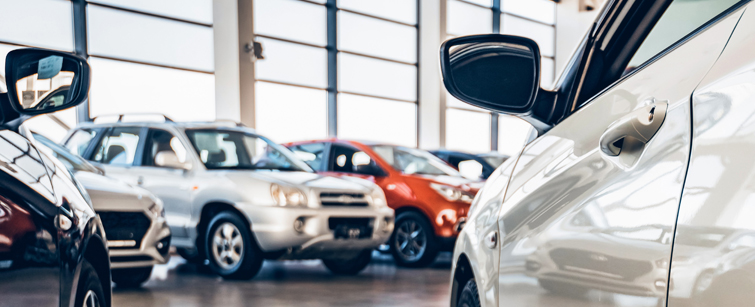 How to setup a car dealership